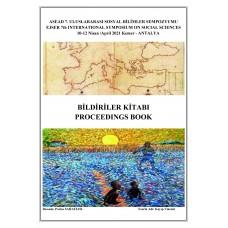 ASEAD 7. ULUSLARARASI SOSYAL BİLİMLER SEMPOZYUMU BİLDİRİLER KİTABI (e-kitap)