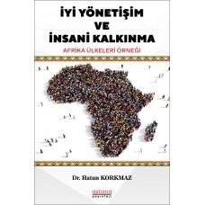 İYİ YÖNETİŞİM VE İNSANİ KALKINMA: AFRİKA ÜLKELERİ ÖRNEĞİ