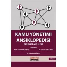 KAMU YÖNETİMİ ANSİKLOPEDİSİ 2.CİLT GENİŞLETİLMİŞ 2.BASKI (e-kitap)