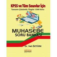 KPSS ve Tüm Sınavlar İçin Muhasebe Soru Bankası