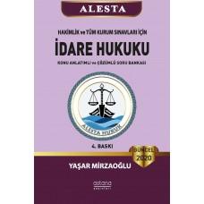ALESTA İdare Hukuku (4. baskı)